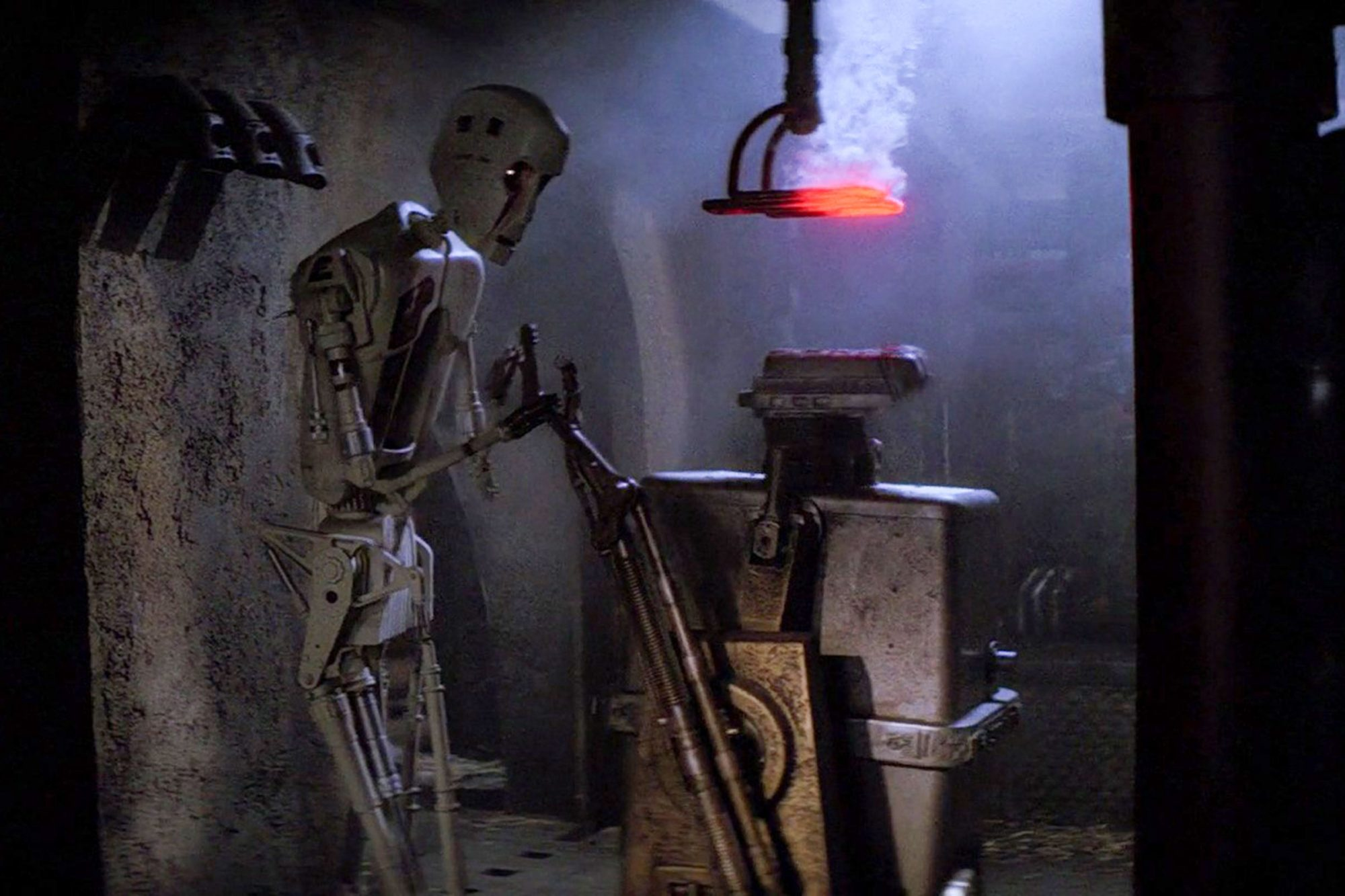 smelter droid 8D8