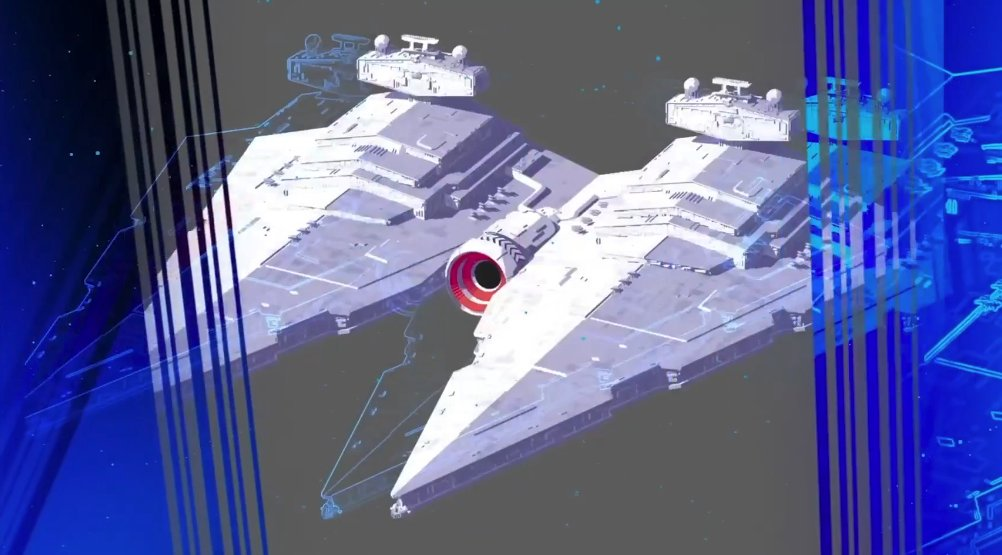The Twin Star Destroyer