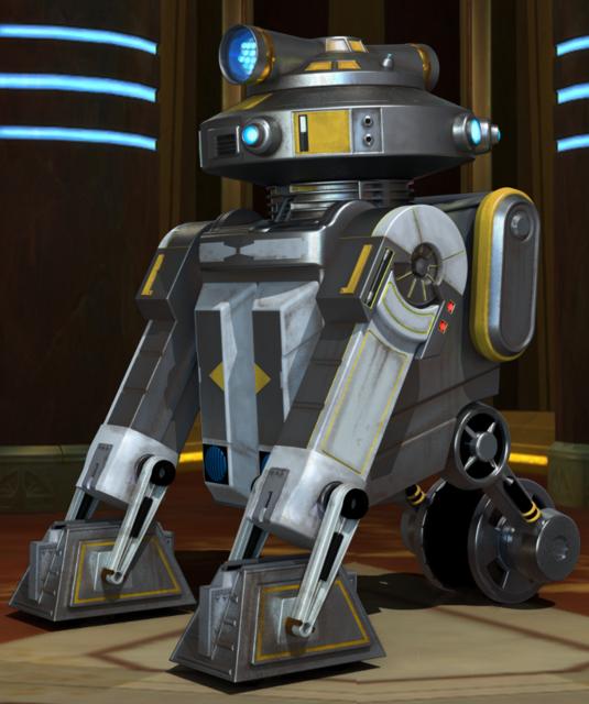 Т7-01 droid